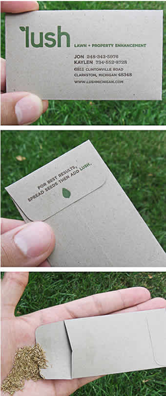 Creative Business Card Idea