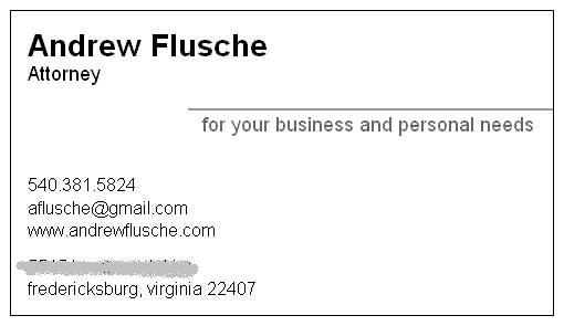Business card help i need ideas legal andrew front of card business card front colourmoves